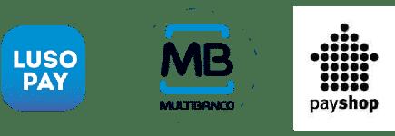 lusopay, multibanco and payshop