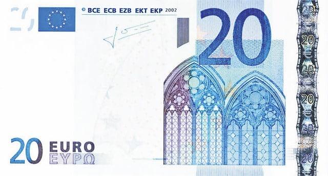 nota de 500 euro